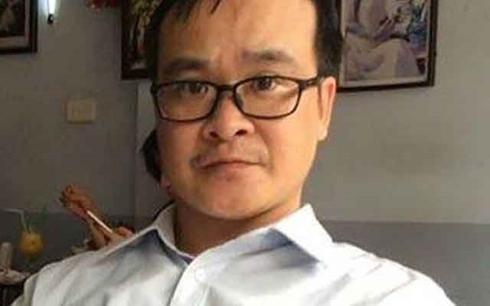 Bác sĩ Thân Thái Phong bị cáo buộc nhận hối lộ làm giả bệnh án tâm thần(Ảnh: Dân trí)
