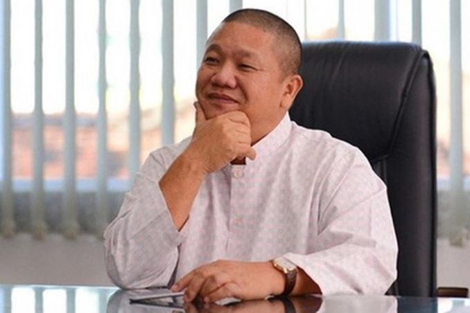 Ông Lê Phước Vũ, Chủ tịch Tập đoàn Hoa Sen