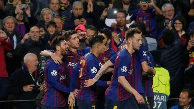 Barcelona trên cơ hoàn toàn Man Utd trong cuộc đấu ở Nou Camp
