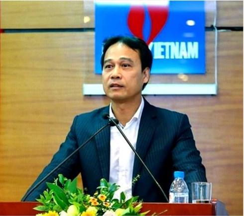 Tổng giám đốc liên doanh Việt Nga Vietsovpetro (VSP) ông Nguyễn Quỳnh Lâm.