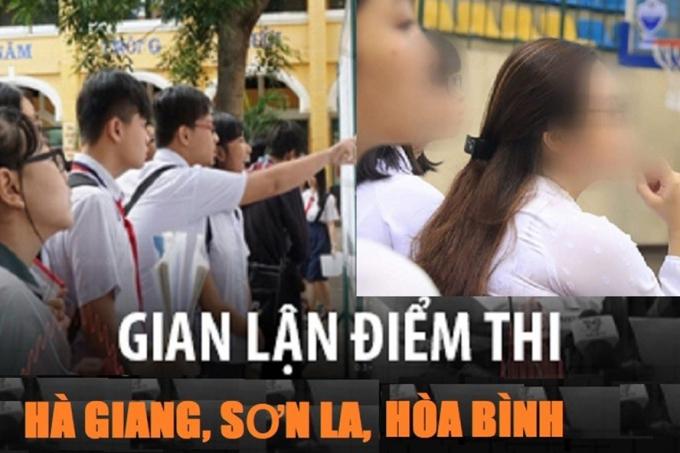 """Điểm mặt những """"thủ khoa rởm"""" đến từ Hòa Bình, Sơn La"""
