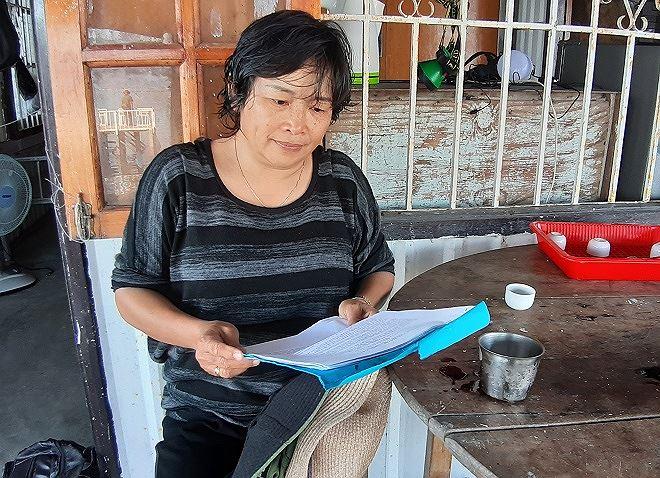 Người phụ nữ thân cô thế cô đã mất hàng chục năm xây công trình du lịch tại Nha Trang.