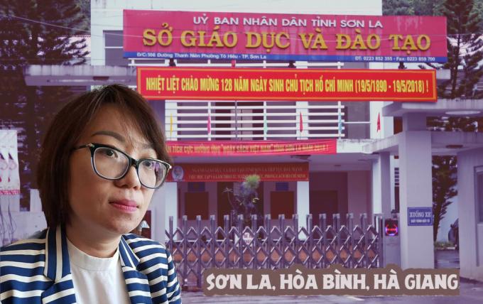 Đại biểu Quốc hội Phạm Thị Minh Hiền - Ủy viên Ủy ban về các vấn đề xã hội của Quốc hội bình luận về gian lận thi cử ở Sơn La, Hoà Bình, Hà Giang.