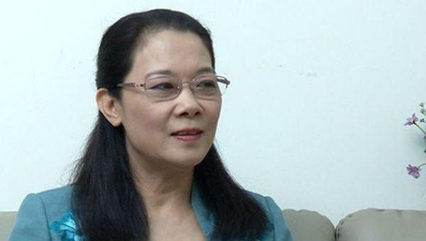 Bà Nguyễn Thị Bích Ngà, Ủy viên UBKTTW