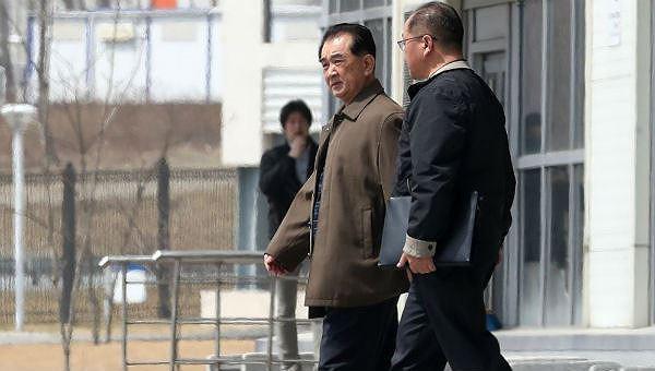 Ông Kim Chang-son – người phụ trách về mặt lễ tân của ông Kim Jong-un.