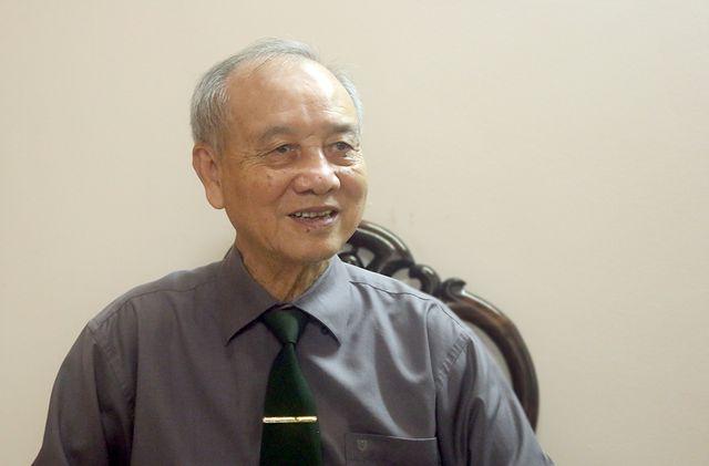 Đại tướng Phạm Văn Trà - nguyên Bộ trưởng Bộ Quốc phòng có thời gian dài gắn bó với nguyên Chủ tịch nước Lê Đức Anh