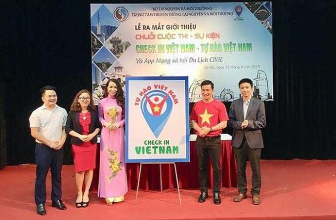 Check in Việt Nam - Tự hào Việt Nam