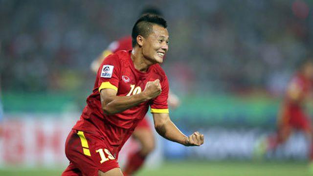 Tiền vệ Thành Lương từng 4 lần giành danh hiệu Quả bóng vàng Việt Nam và hiện vẫn thi đấu ấn tượng trong màu áo của CLB Hà Nội
