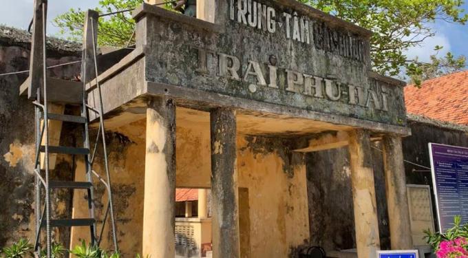 Trại giam Phú Hải - nơibà Nguyễn Thị Ni bị giam cầm