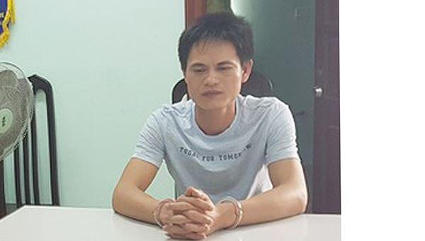 Đối tượng Nguyễn Bá Sơn