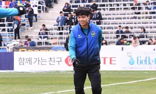 Công Phượng đang đối diện với nhiều khó khăn tại Incheon United