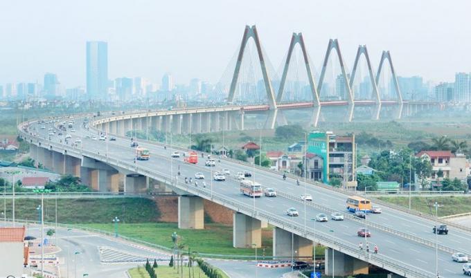 Việt Nam là điểm đến hấp dẫn với các dòng vốn ngoại (Nguồn ảnh: Internet).