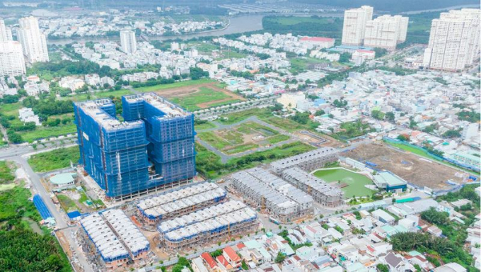110 biệt thự của Hưng Lộc Phát đang bị các cử tri chất vấn về việc xây dựng không phép.