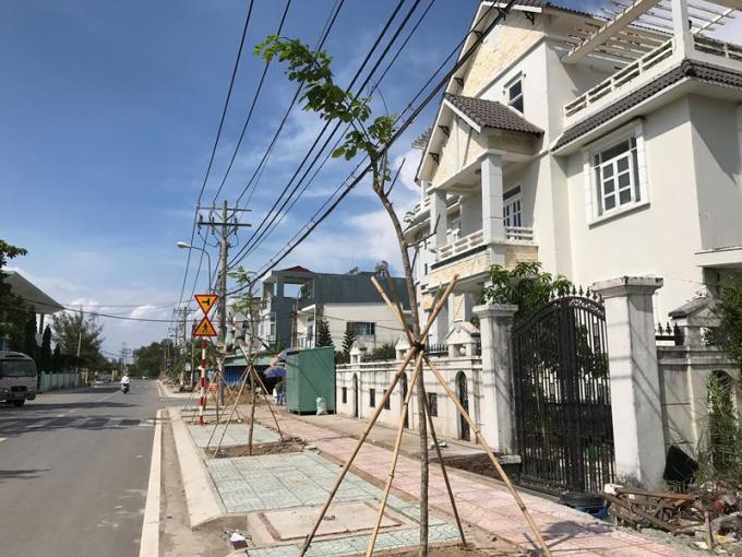 Thị trường bất động sản khu Nhơn Đức - Nhà Bè đang thu hút nhà đầu tư.