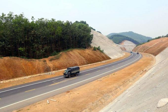 Cao tốc Bắc - Nam có 8/11 dự án thành phần kêu gọi đầu tư theo hình thức BOT
