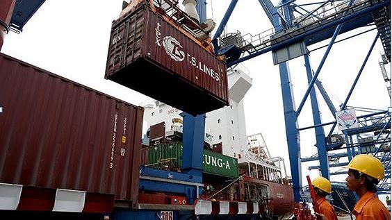 Xuất khẩu của Việt Nam vẫn tăng trưởng ổn định. (Ảnh minh họa)