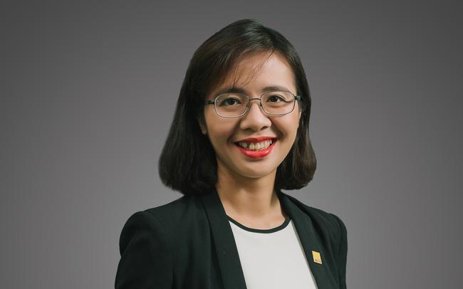 Bà Trần Thị Khánh Linh, Trưởng bộ phận Định giá, Savills TP.HCM
