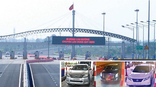 """Vụ xe hộ đê """"miễn phí"""": Bộ trưởng Bộ NN&PTNT chỉ đạo làm rõ"""