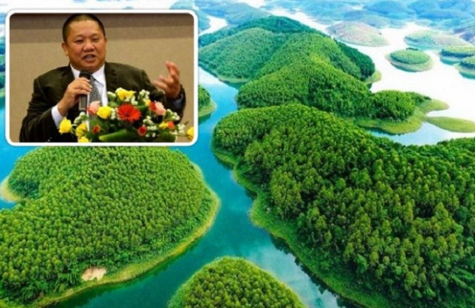 Ngừng triển khai dự án Khu du lịch nghỉ dưỡng, sinh thái Đầm Vân Hội