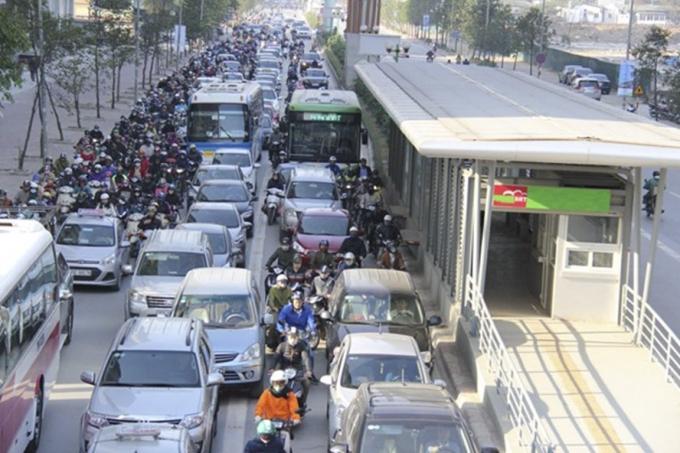 BRT Hà Nội nghìn tỷ kém hiệu quả, nhiều sai phạm: