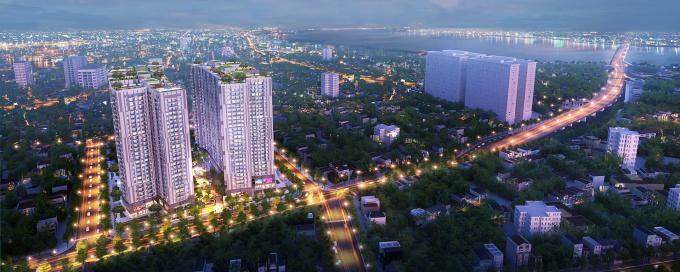 Imperia Sky Garden được chính thức mở bán vào ngày 11/11/2018tại khách sạn JW Marriott, số 8 Đỗ Đức Dục, Hà Nội.