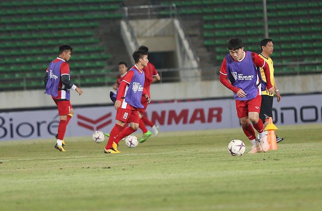 Xuân Trường vẫn là nhân tố quan trọng của đội tuyển Việt Nam.