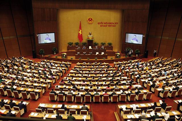 Quốc hội thống nhất các chỉ tiêu vĩ mô cho năm 2019.