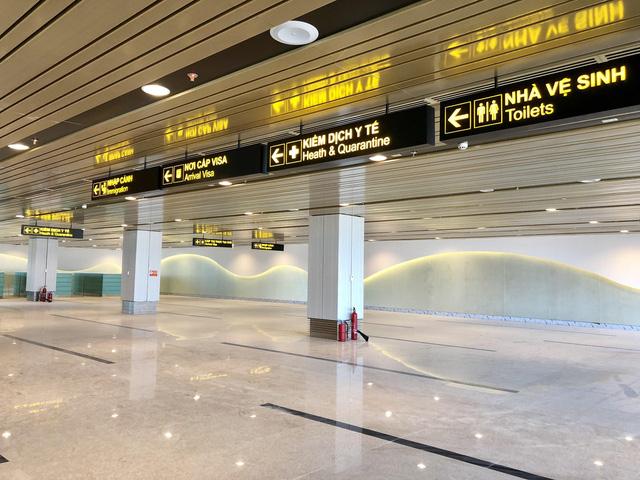 """Hé lộ hình ảnh sân bay Việt Nam mang dáng dấp """"hiện đại nhất thế giới"""""""