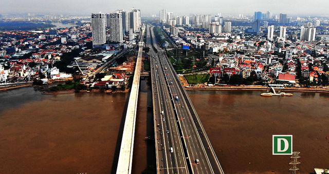 Cầu metro sông Sài Gòn là 1 trong những cầu đặc biệt của tuyến metro Bến Thành – Suối Tiên.