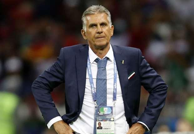 HLV Carlos Queiroz (người Bồ Đào Nha) đang nắm đội tuyển Iran, là HLV nổi tiếng nhất tại bảng D.
