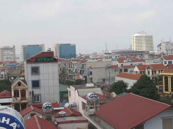 Một góc thành phố Bắc Giang. (Nguồn:vi.wikipedia.org).