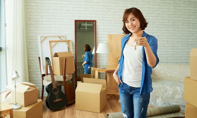 Nhiều người mua nhà lần đầu không có đủ 100% số tiền mua nhà mà chỉ có một phần, do đó họ cần sự hỗ trợ từ ngân hàng.