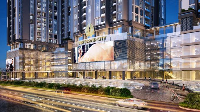 TTTM Sun Plaza Ancora chính thức khai trương ngày 11-1-2019 (Ảnh minh họa).