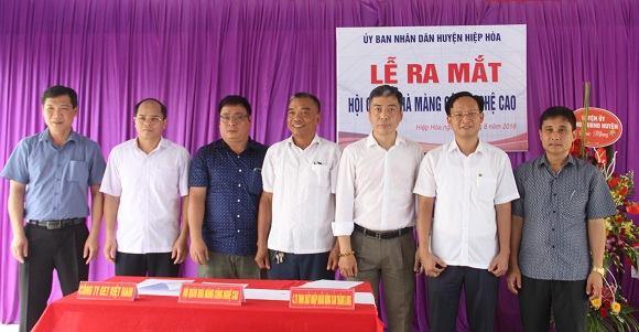 10 sự kiện, thành tựu nổi bật của huyện Hiệp Hòa năm 2018