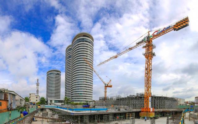 Các đại gia đầu ngành trong lĩnh vực xây dựng đang được hưởng lợi từ chiến tranh thương mại.