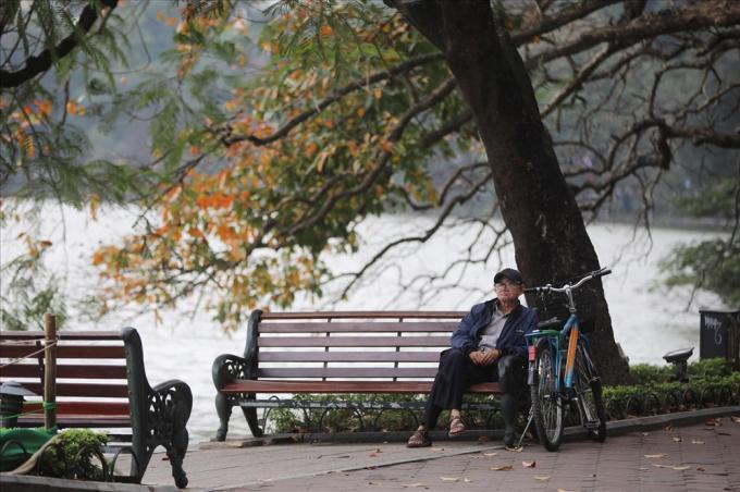 Có lẽ người ta dễ ràng nhận ra sự chuyển mùa của Hà Nội qua từng chiếc lá, ngọn cây hay những góc phố nhỏ.