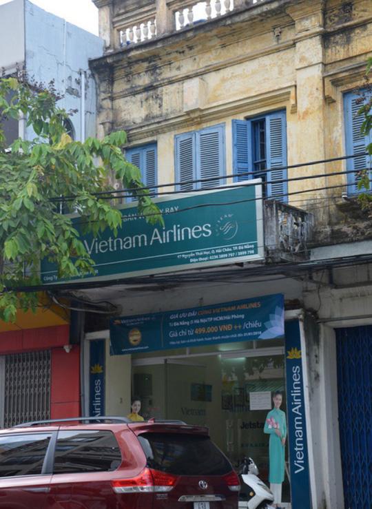 Cơ sở nhà đất công số 47 Nguyễn Thái Học có liên quan đến Vũ