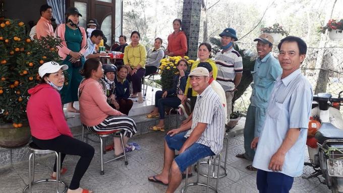Người dân phản đối dự án khu du lịch Suối Voi.