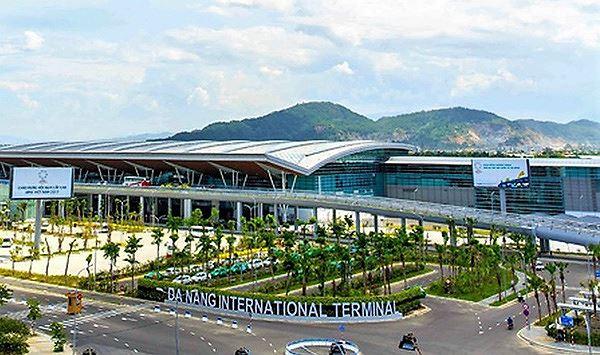 Do chưa được lập quy hoạch, dù quá tải, cảng hàng không Đà Nẵng chưa thể nâng cấp, xây mới. Ảnh minh họa.