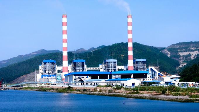 Công ty CP Nhiệt điện Quảng Ninh (Nguồn: baoquangninh.com.vn).