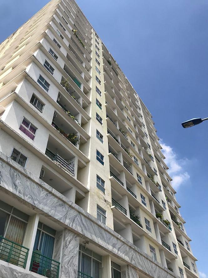 Công ty Khang Gia sai phạm hàng loạt tại chung cư Khang Gia Tân Hương.