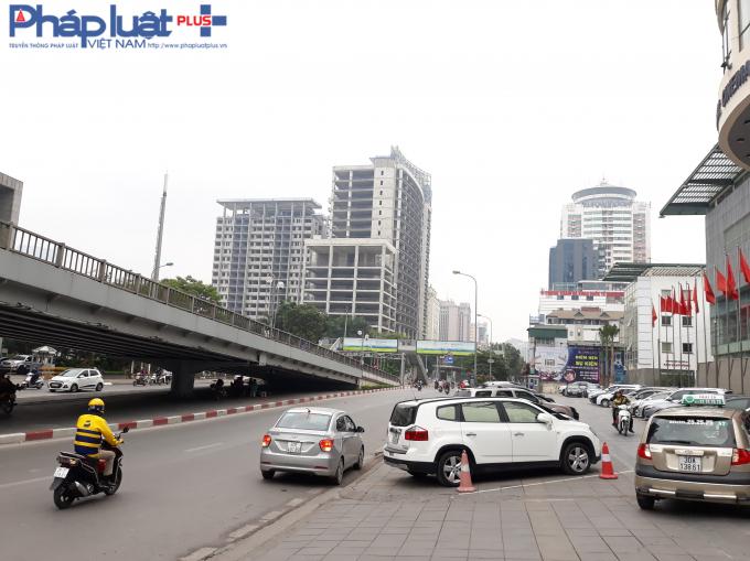 Dự án nằm tại địa chỉ nằm tại số 16 phố Láng Hạ, quận Đống Đa, thành phố Hà Nội.