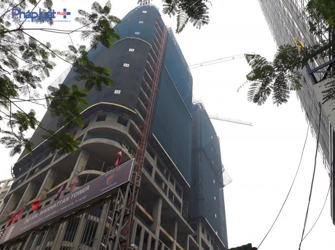 Quy mô công trình sẽ bao gồm 30 tầng nổi và 3 tầng hầm.