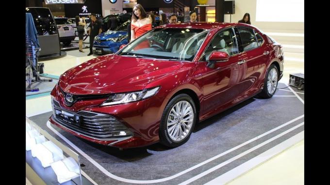 Toyota Camry 2019 mang đến nhiều thay đổi.