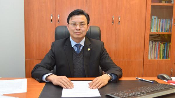Ông Hoàng Văn Thức, Phó tổng cục trưởng Tổng cục Môi trường. ẢNH CTV.