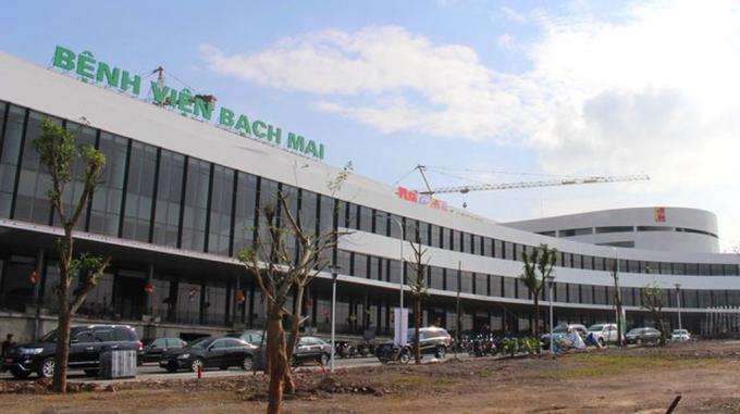 Hai dự án Bệnh viện Bạch Mai cơ sở 2 và Bệnh viện Việt Đức cơ sở 2 đã chậm 3 năm so với Quyết định số 125/QĐ-TTg ngày 16/1/2014 của Thủ tướng. Ảnh: Lê Thạch.