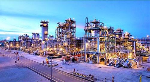 Phối cảnh Tổ hợp hóa dầu miền Nam.