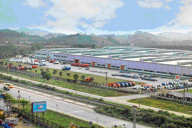 Quyết định bãi chức Tổng giám đốc VEAM đối với ông Trần Ngọc Hà không nêu lý do cụ thể (Trong ảnh: Nhà máy VEAM tại Thanh Hóa).