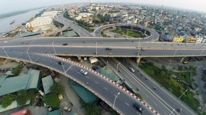 Bất động sản phía đông Hà Nội khởi sắc nhờ hạ tầng (ảnh Internet).