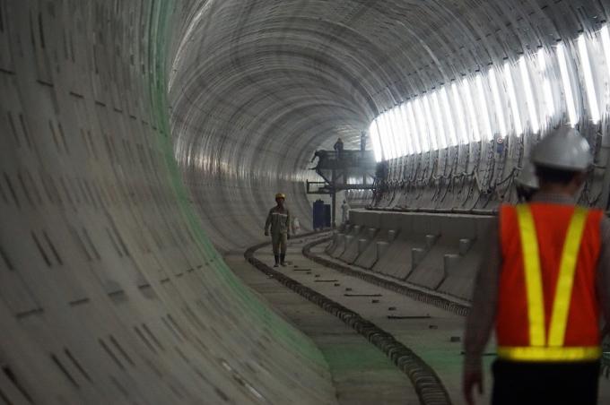 Metro Bến Thành - Suối Tiên.